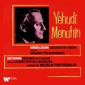 Beethoven & Mendelssohn: Violin Concertos (Remastered) fra Yehudi Menuhin