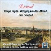 Haydn, Mozart & Schubert Recital fra Wiener Philharmonisches Streichquartett