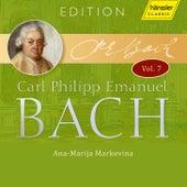 C.P.E. Bach Edition, Vol. 7 von Ana-Marija Markovina