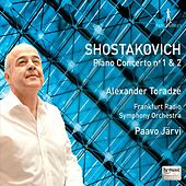 Shostakovich: Piano Concertos Nos. 1 & 2 by Alexander Toradze