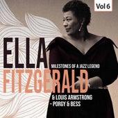 Milestones of a Jazz Legend, Vol. 6 de Ella Fitzgerald
