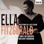 Milestones of a Jazz Legend Ella Fitzgerald sings the Song Book, Vol. 8 de Ella Fitzgerald