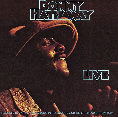 Live de Donny Hathaway