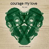 For Now (Acoustic Sessions) by Courage My Love
