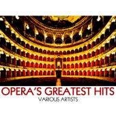 Opera's Greatest Hits de Various Artists