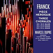 Franck Piece Heroique by Marcel Dupre