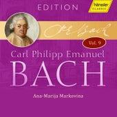 C.P.E. Bach Edition, Vol. 9 von Ana-Marija Markovina