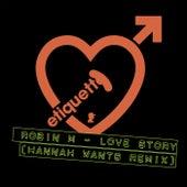 Love Story (Hannah Wants Remix) von Robin M.
