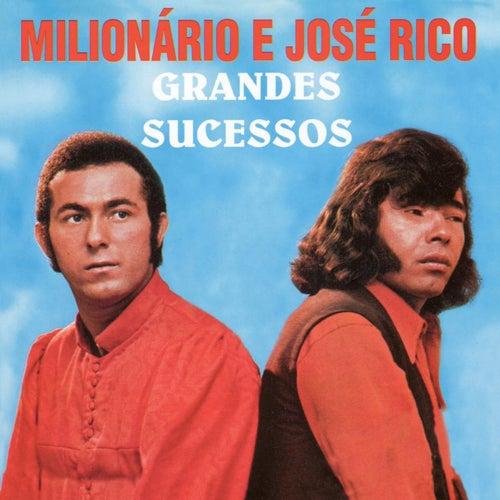 Grandes Sucessos De Milionario E Jose Rico de Milionário e José Rico