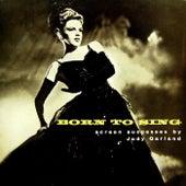Born To Sing von Judy Garland