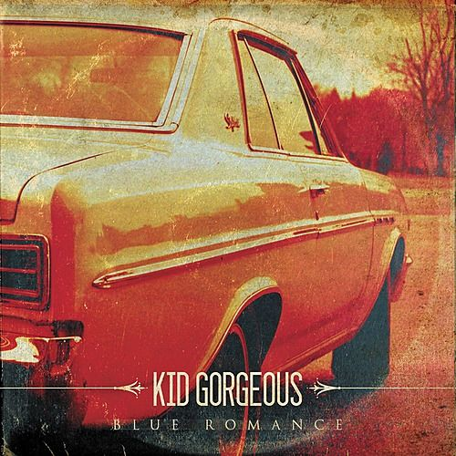 Blue Romance by Kid Gorgeous