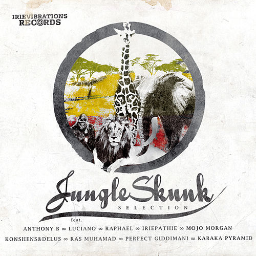 Jungle Skunk Riddim Selection by Various Artists