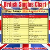 British Singles Chart - Week Ending 20 August 1954 de Various Artists