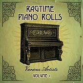 Ragtime Piano Roll: Volume 1 de Various Artists