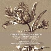 Famous Cantatas Vol. 1 de Ton Koopman