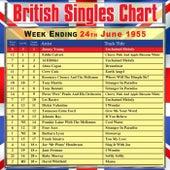 British Singles Chart - Week Ending 24 June 1955 de Various Artists