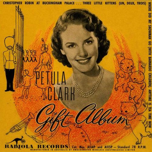 Gift Album - EP by Petula Clark
