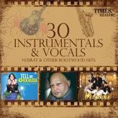30 Instrumentals & Vocals by Various Artists