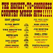 The Honest To Goodness Country Music Hits Volume 1 de Various Artists