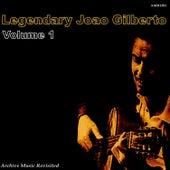 Legendary Volume 1 de João Gilberto