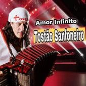 Amor Infinito von Tostão Sanfoneiro