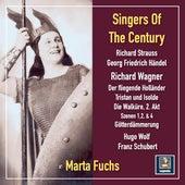 Singers of the Century by Marta Fuchs