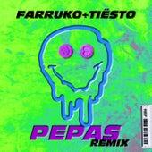 Pepas (Tiësto Remix) de Farruko