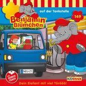 Folge 149: Auf der Tankstelle von Benjamin Blümchen
