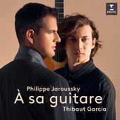 À sa guitare de Philippe Jaroussky