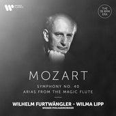 Mozart: Symphony No. 40 & Arias from The Magic Flute fra Wilhelm Furtwängler