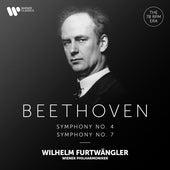 Beethoven: Symphonies Nos. 4 & 7 fra Wilhelm Furtwängler