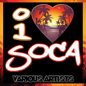 I Love Soca by Various Artists