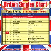 British Singles Chart - Week Ending 13 August 1954 de Various Artists