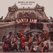 Música na Fonte (Live) by Santa Jam Vó Alberta