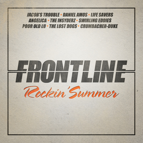 Frontline Rockin' Summer (World) by Various Artists