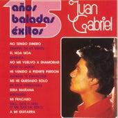 15 Años Baladas Exitos by Juan Gabriel