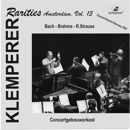 Klemperer Rarities: Amsterdam, Vol. 13 (1957) by Various Artists