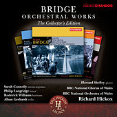 Frank Bridge Orchestral Works by Various Artists