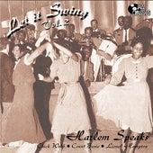 Let It Swing Vol. 2 - Harlem Speaks von Various Artists