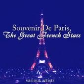 Souvenir De Paris, The Great French Stars von Various Artists