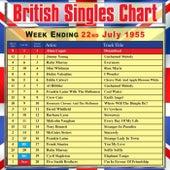 British Singles Chart - Week Ending 22 July 1955 by Various Artists