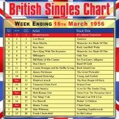 British Singles Chart - Week Ending 16 March 1956 de Various Artists