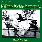 Million Dollar Memories Volume 2 (1946-1950) de Various Artists