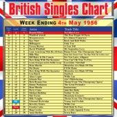 British Singles Chart - Week Ending 4 May 1956 de Various Artists