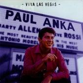 Live in Las Vegas by Paul Anka