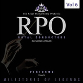 Milestones of  Legends Royal Conductors, Vol. 6 by Royal Philharmonic Orchestra