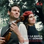 Chanson bohème de Adrien La Marca