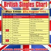 British Singles Chart - Week Ending 27 August 1954 de Various Artists