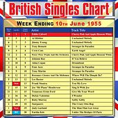 British Singles Chart - Week Ending 10 June 1955 de Various Artists