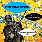 Dick Wells In Paris by Dicky Wells